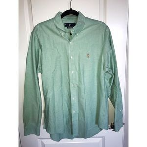 Polo by Ralph Lauren Long Sleeve Button Down💚